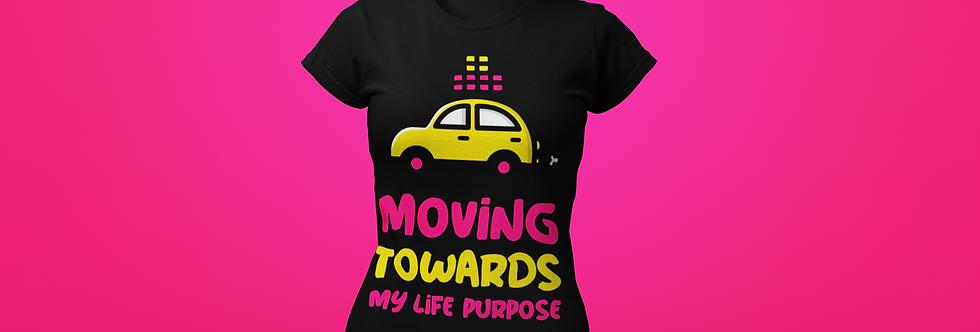 LIFE PURPOSE T-SHIRT