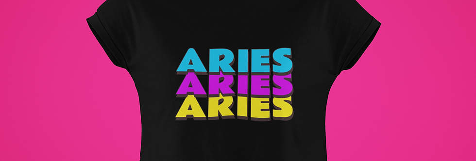 ARIES CROP TOP
