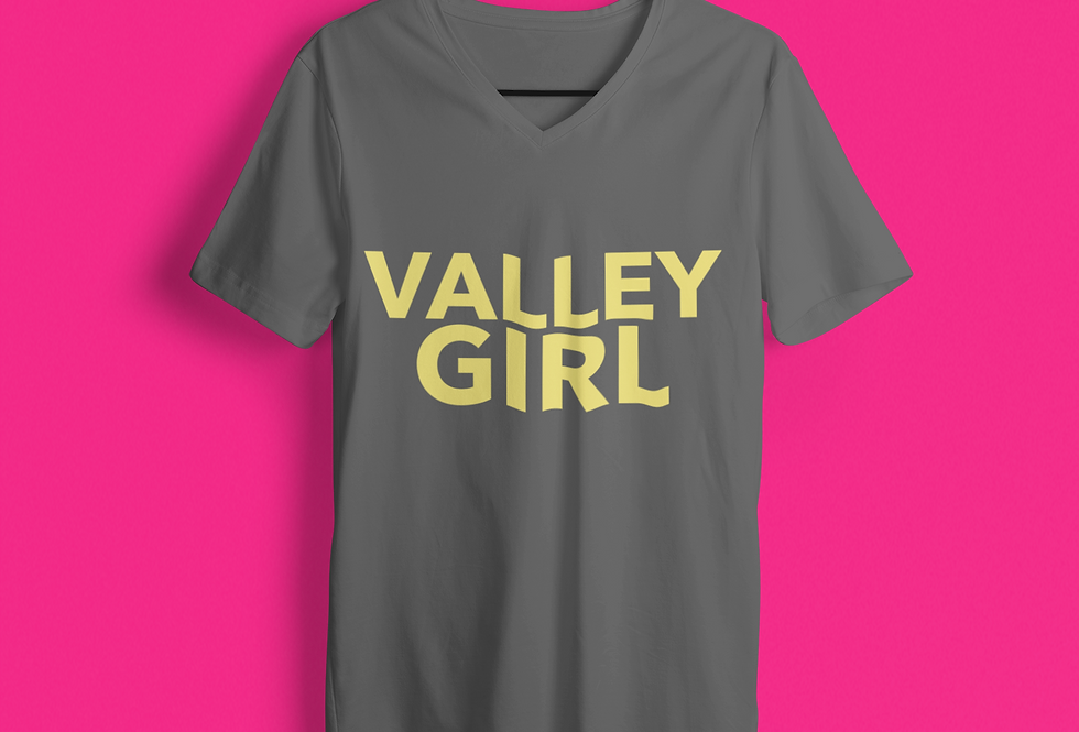 VALLEY GIRL V-NECK