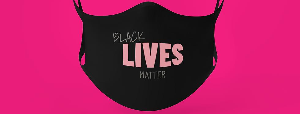 BLACK LIVES MATTER PINK