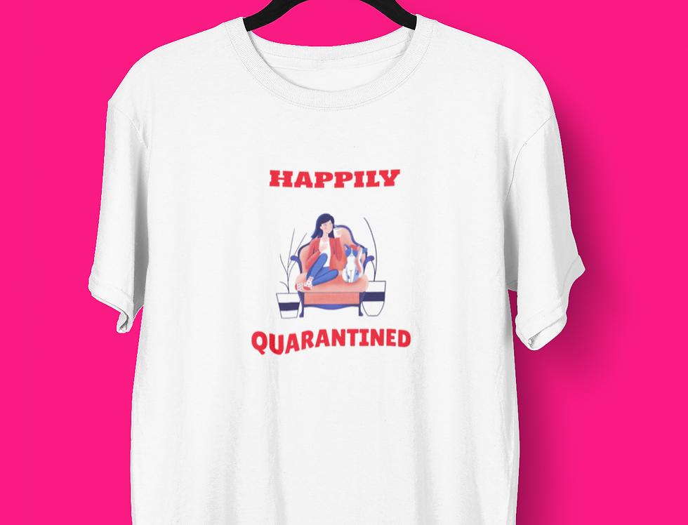 HAPPILY QUARANTINED