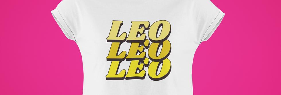 LEO CROP TOP
