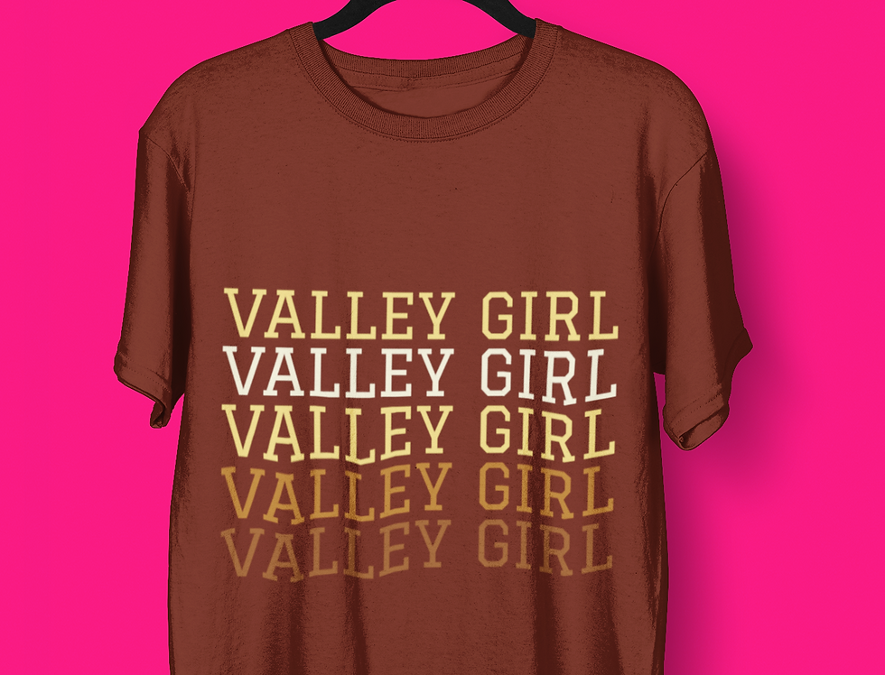 VALLEY GIRL X5