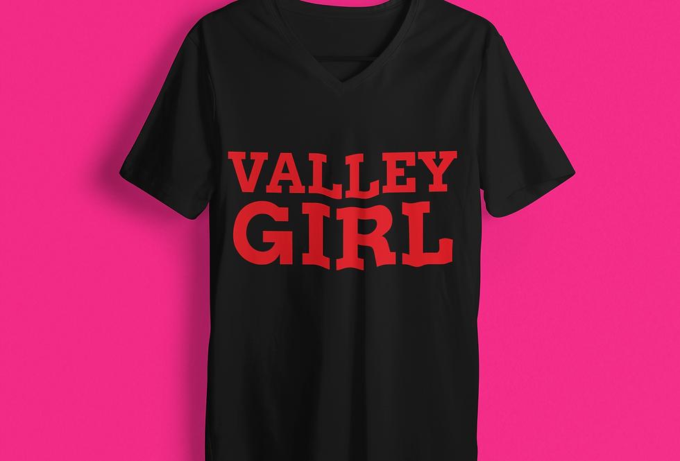 VALLEY GIRL V-NECK