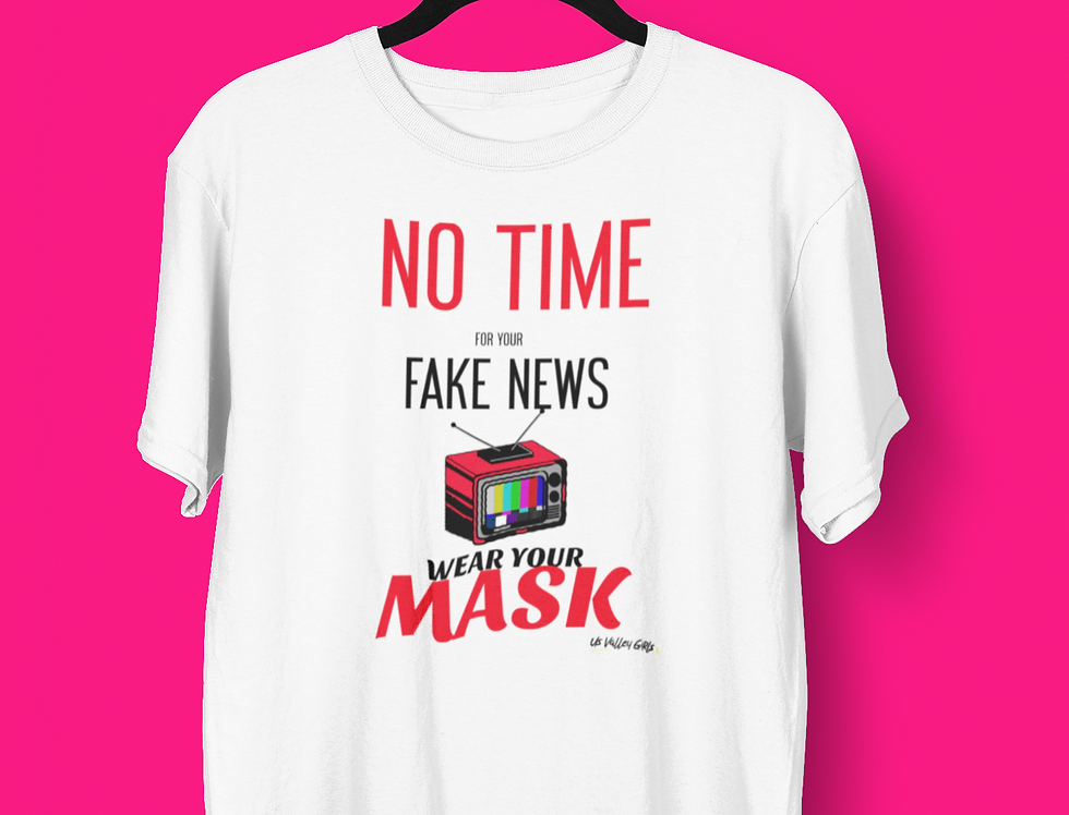 WEAR YOUR MASK T-SHIRT