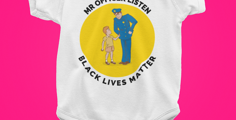 MR OFFICER ONESIE