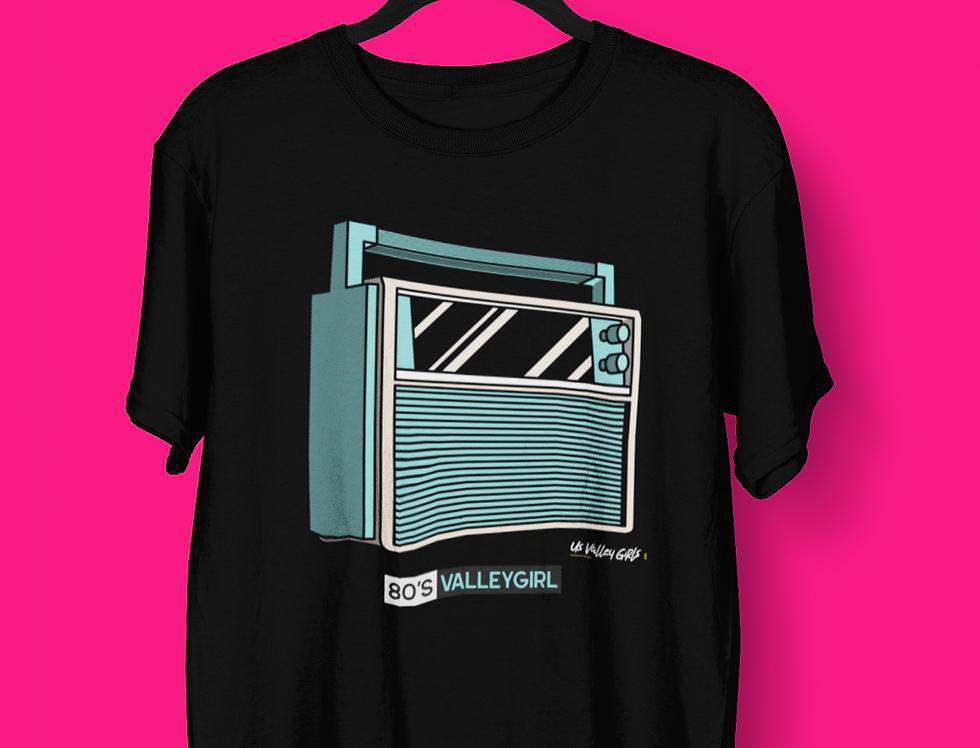 80S VALLEY GIRL T-SHIRT