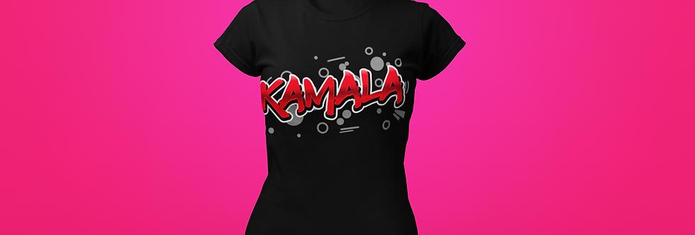 KAMALA RED T-SHIRT