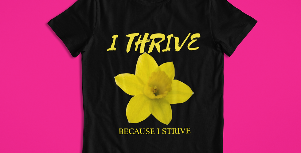 I THRIVE KIDS T-SHIRT