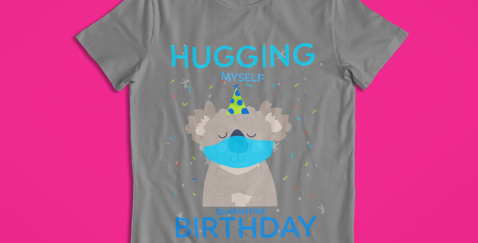 BIRTHDAY HUG KIDS T-SHIRT