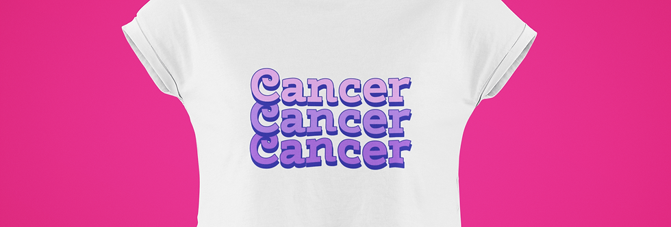 CANCER CROP TOP