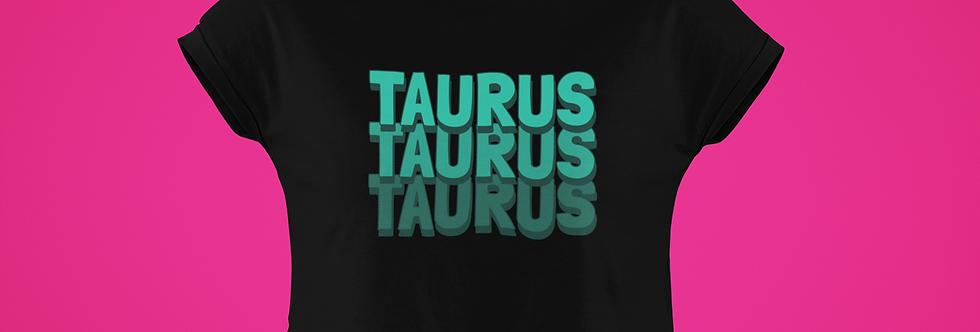 TAURUS CROP TOP