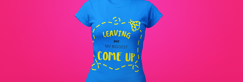 COME UP T-SHIRT