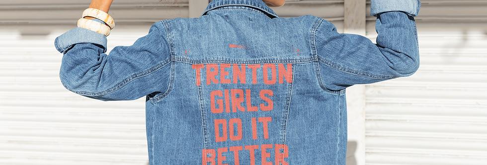 TRENTON GIRLS DENIM