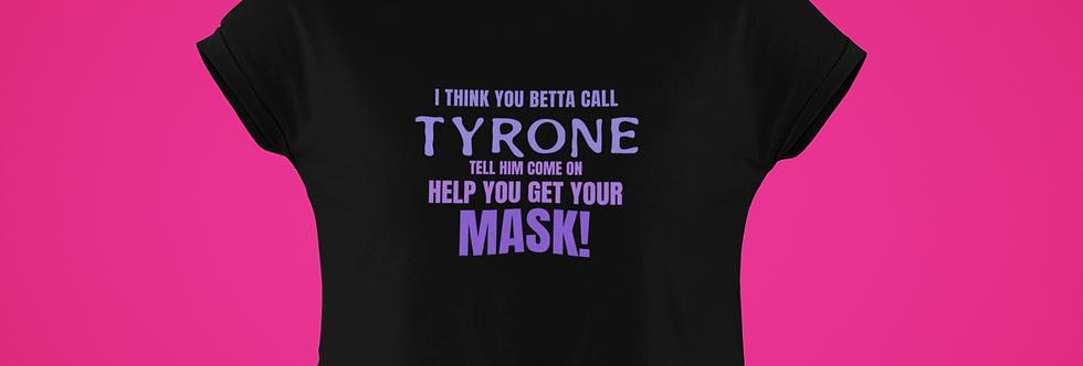 CALL TYRONE CROP TOP