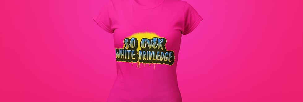 SO OVER T-SHIRT