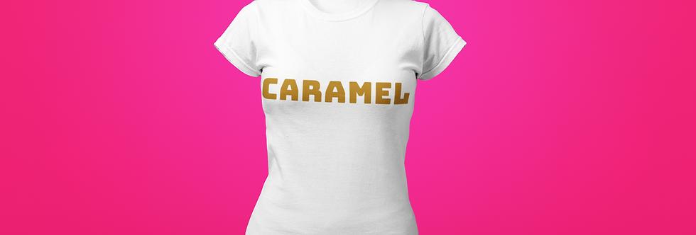 CARAMEL T-SHIRT