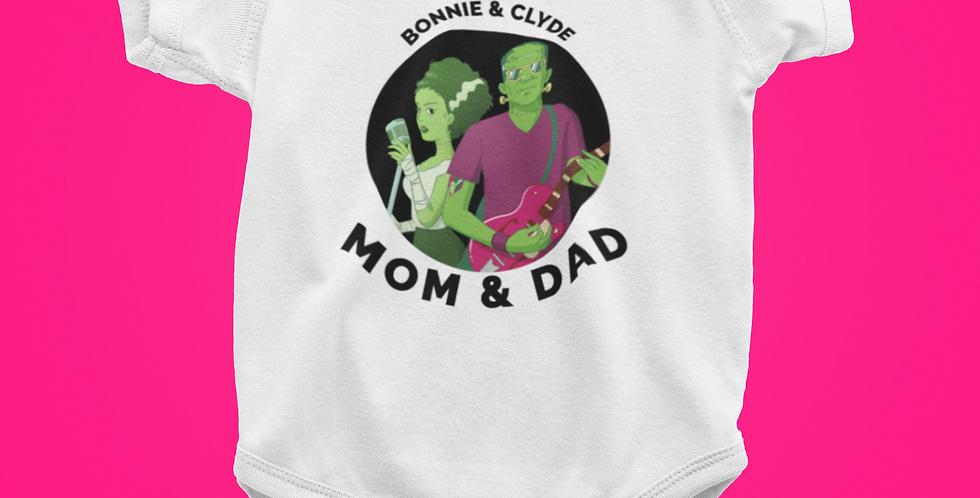 MOM & DAD ONESIE