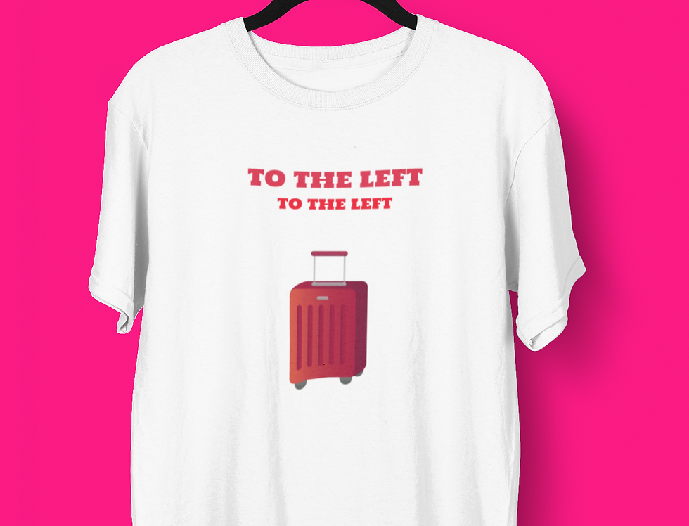 TO THE LEFT T-SHIRT