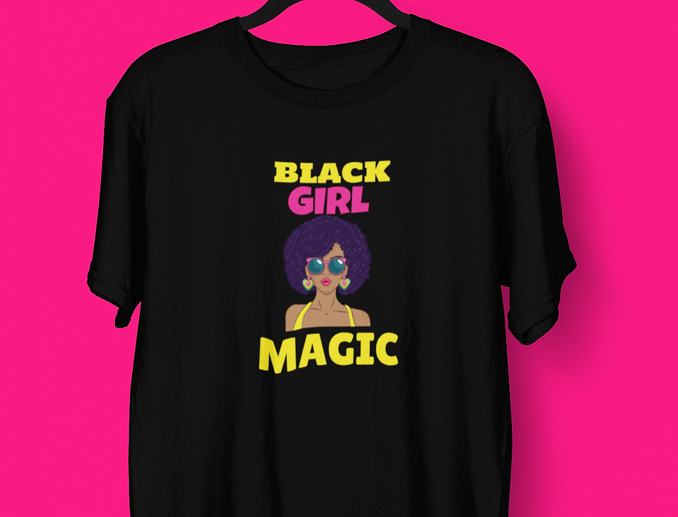 BLACK GIRL MAGIC GIFT SET