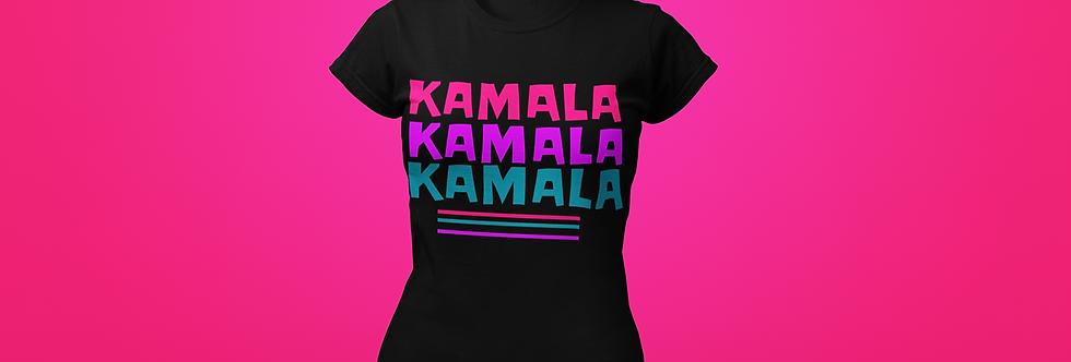 KAMALA KAMALA KAMALA T-SHIRT