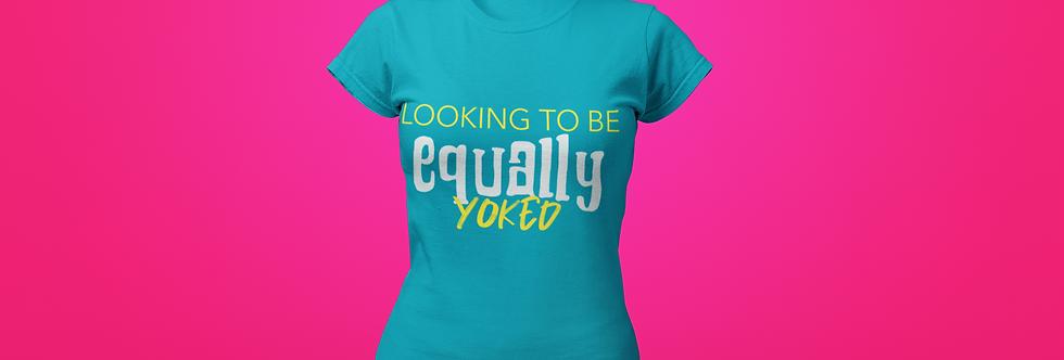 EQUALLY YOKED T-SHIRT