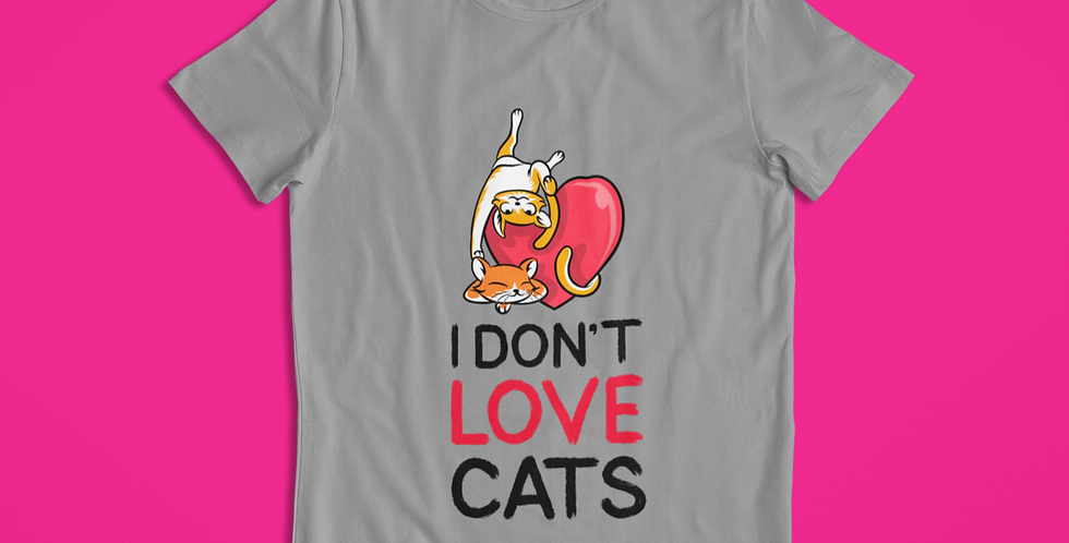 CATS KIDS T-SHIRT