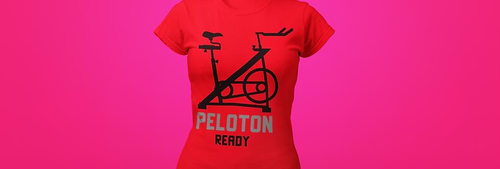 PELOTON READY T-SHIRT
