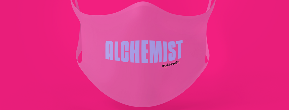 ALCHEMIST MASK