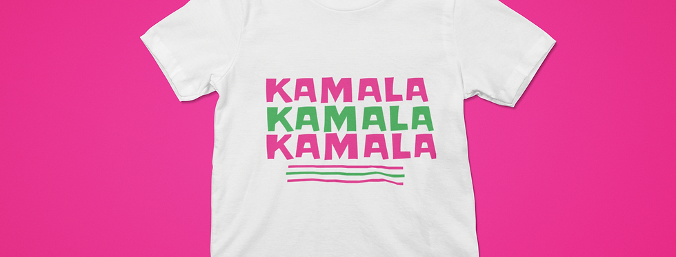 KAMALA KIDS T-SHIRT