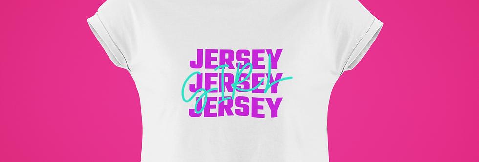 JERSEY GIRL CROP TOP