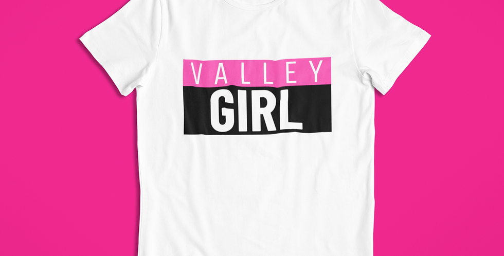 VALLEY GIRL KIDS T-SHIRT