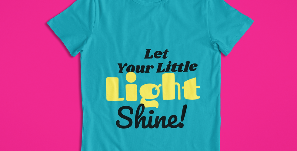 LIGHT SHINE KIDS T-SHIRT