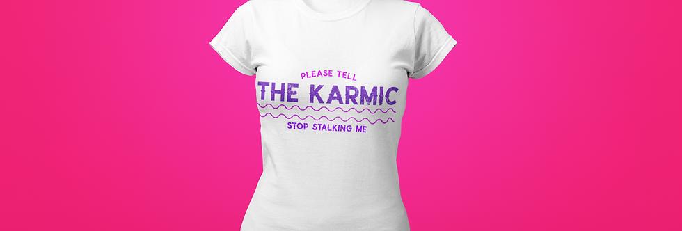 THE KARMIC T-SHIRT