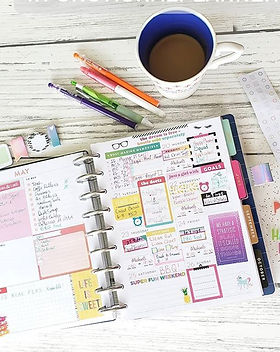 Full week. #plannergonnaplan #planneritg