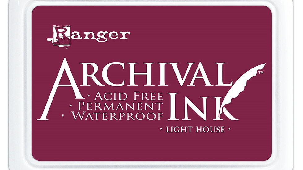 Archival Ink™ Pads Light House