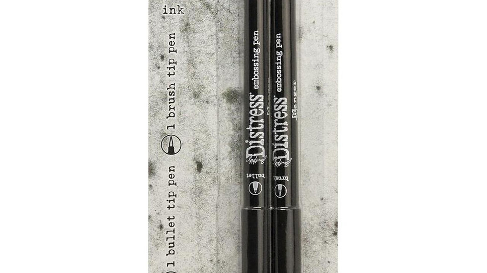 Tim Holtz® Distress Embossing Pen, 2pk