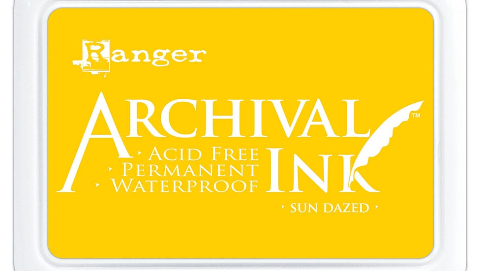 Archival Ink™ Pads Sun Dazed