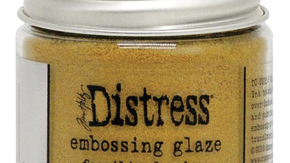 Tim Holtz® Distress Embossing Glaze Fossilized Amber