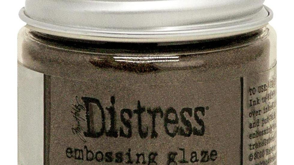 Tim Holtz® Distress Embossing Glaze Walnut Stain