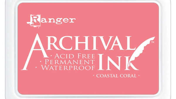 Archival Ink™ Pads Coastal Coral