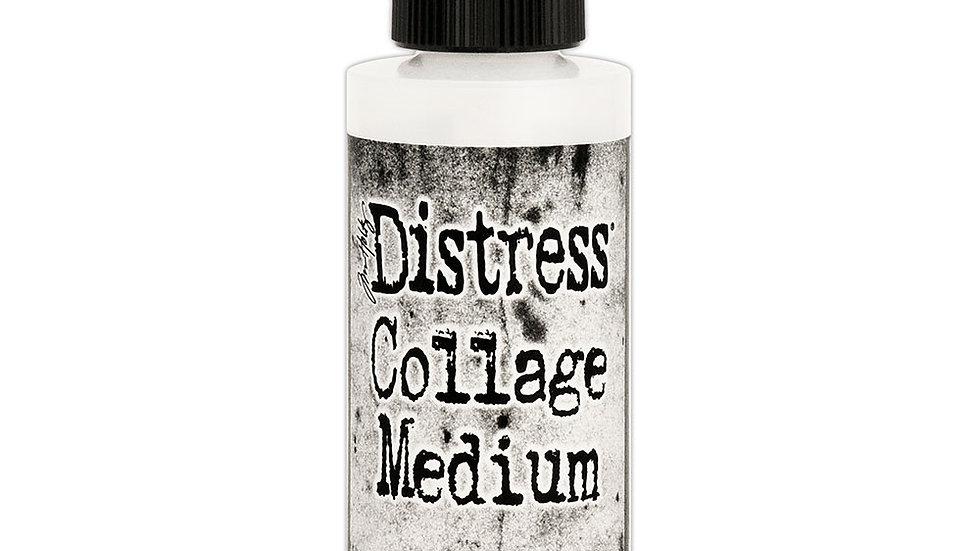 Tim Holtz® Distress Collage Medium Matte, 2oz