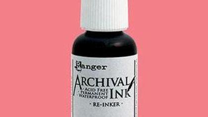 Archival Ink™ Pads Re-Inker Coastal Coral, 0.5oz