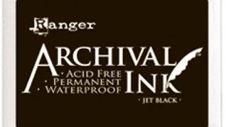Archival Ink™ Pads Jet Black