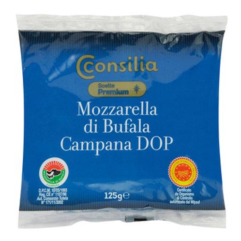 BUFFALO MOZZARELLA  CHEESE  BAG 125G