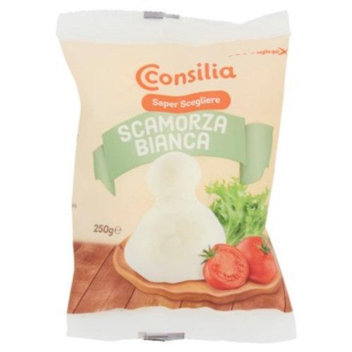 WHITE SCAMORZA CHEESE CONSILIA    250G