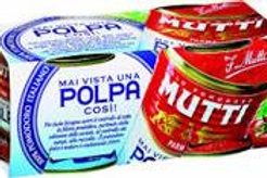 FINELY CHOPPED TOMATOES MUTTI X 2 210 GR
