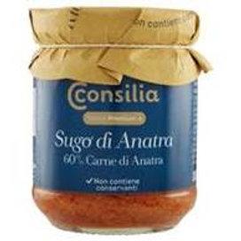 SUGO DI ANATRA - DUCK SAUCE             180 GR