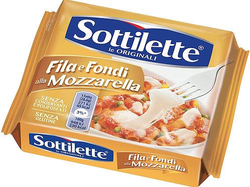 SLICED CHEESE FILA E FONDI /SOTTILETTE   200 GR
