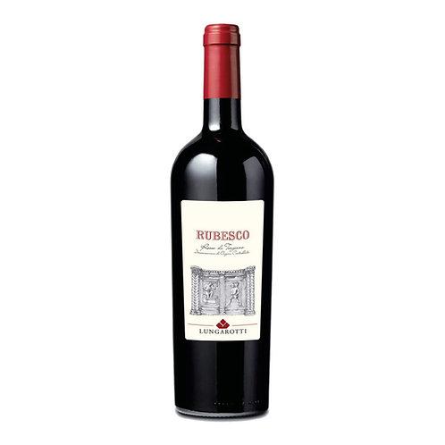 RED WINE RUBESCO LUNGAROTTI